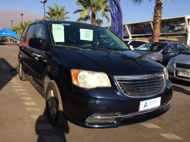 CHRYSLER GRAND TOWN COUNTRY 3.6 LX 2012