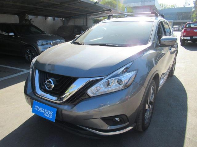 NISSAN MURANO  EXCLUSIVE 4WD 2016