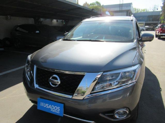 NISSAN PATHFINDER  EXCLUSIVE CVT AWD 2016