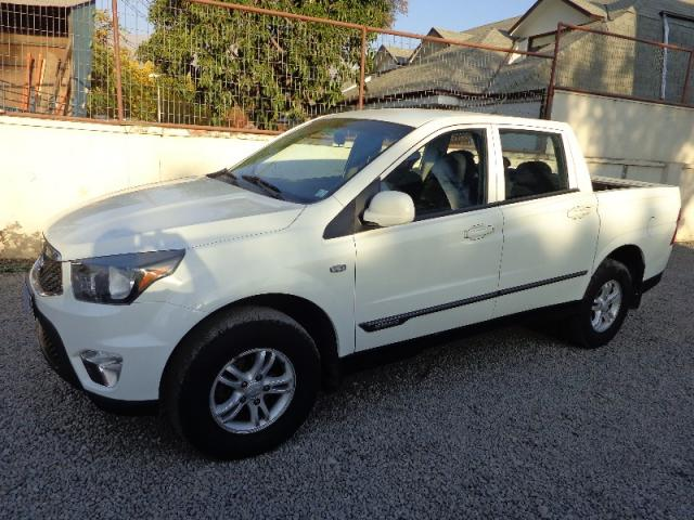SSANGYONG ACTYON  2.0 HDI 4X4 2012