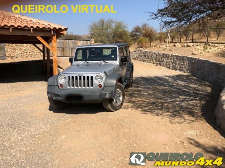 JEEP WRANGLER  UNLIMITED 3.8 2012