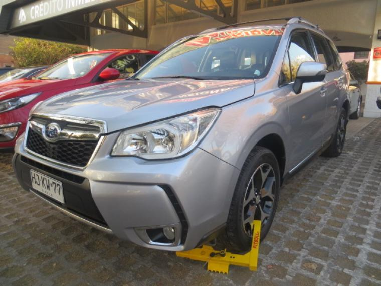 SUBARU FORESTER  2.5 LIMITED SPORT 2015