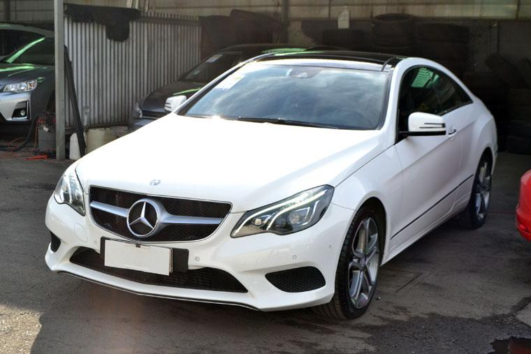 MERCEDES BENZ E 250 COUPE 2015