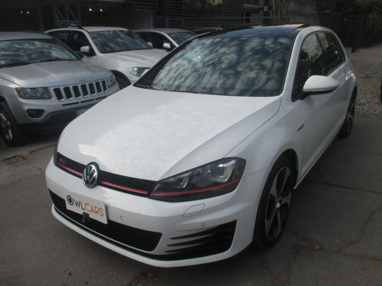 VOLKSWAGEN GOLF  GTI 2.0 AT 2017
