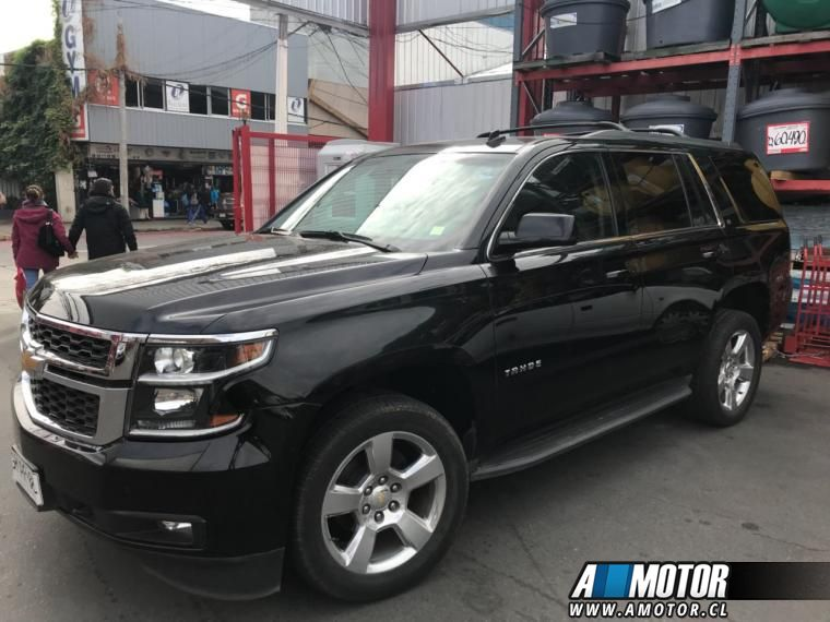 CHEVROLET TAHOE  5.3 LT AUTO PACK 4WD 2015