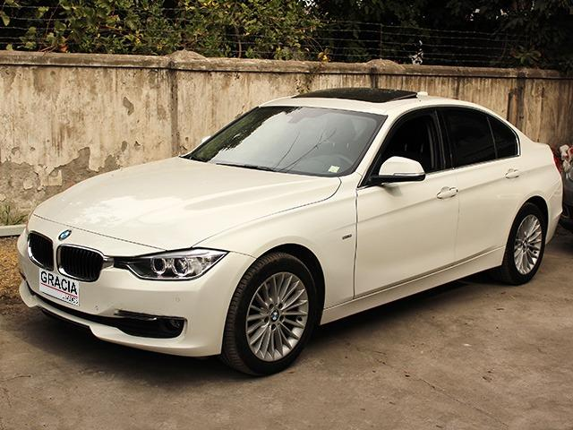 BMW 320 LUXURY 2015