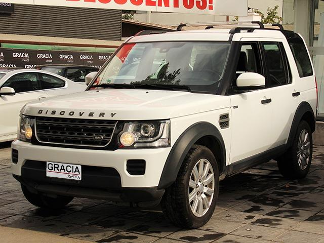 LAND ROVER DISCOVERY  SDV6 RAW 3.0 AT 4X4 2016