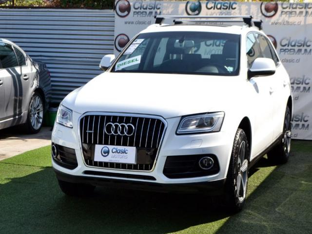 AUDI Q5  TDI 2.0 ATTRACTION QUATTRO 2014