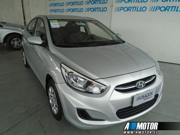 HYUNDAI ACCENT  RB GL 2015