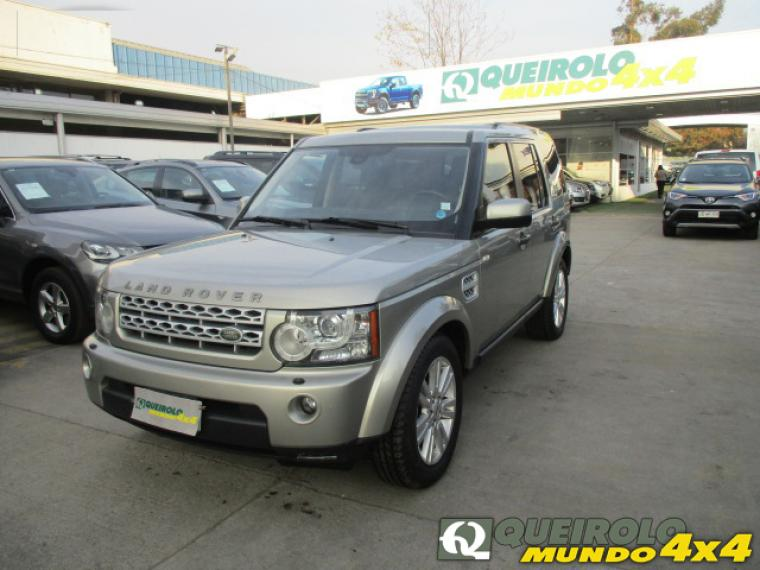 LAND ROVER DISCOVERY  DISCOVERY 4 3.0 HSE 2012