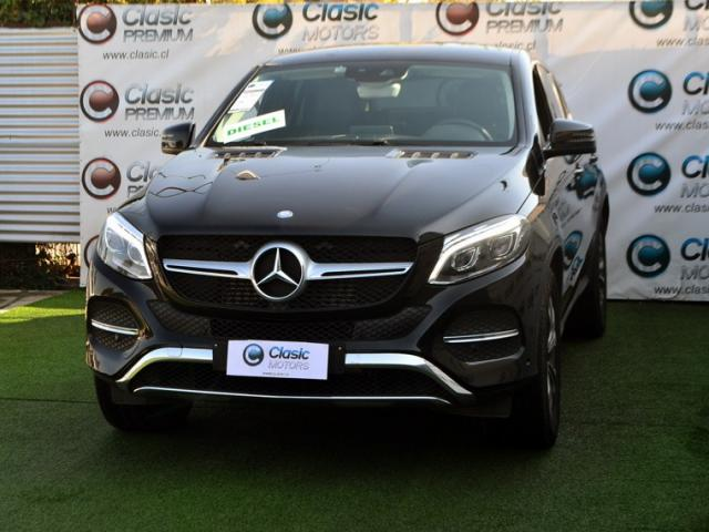MERCEDES BENZ GLE 350 GLE 350 COUPE DIESEL 2016