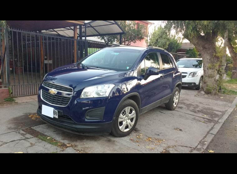 CHEVROLET TRACKER FWD E5 LS MT 2014