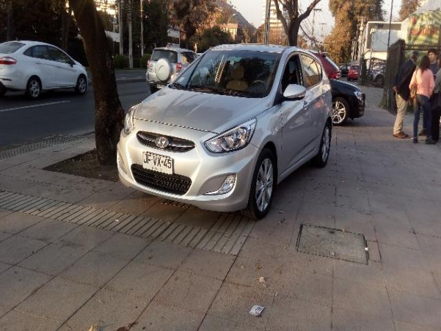 HYUNDAI ACCENT  RB GL 1.6 2017