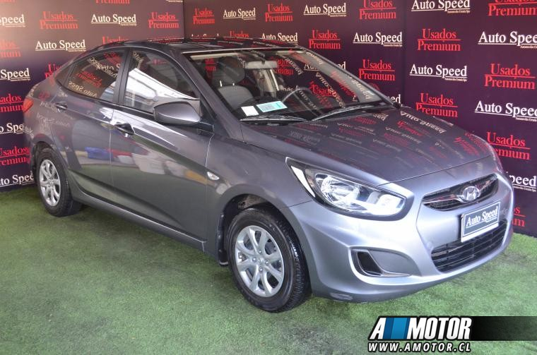 HYUNDAI ACCENT  RB 1.4 MT 2015
