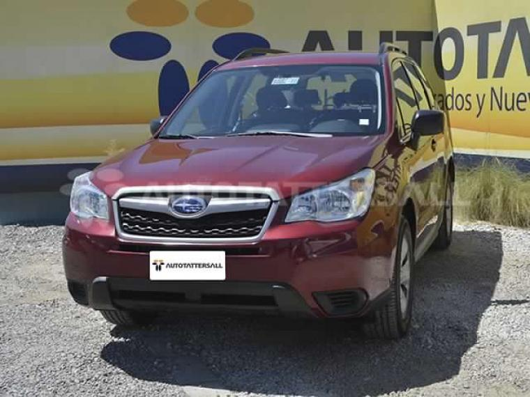 SUBARU FORESTER  ALL NEW FORESTER 2016