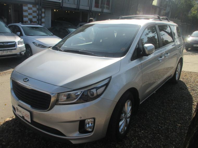 KIA MOTORS GRAND CARNIVAL  EX 2.2 AUT 2016