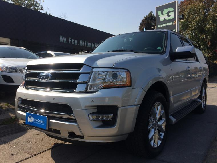 FORD EXPEDITION  LIMITED ECOBOOST 4WD 2015