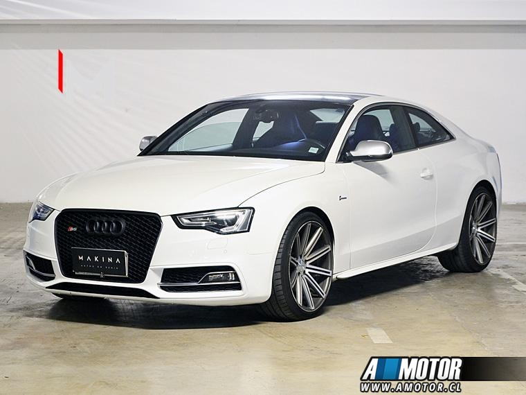AUDI S5  COUPE REAL OPORTUNIDAD 2013