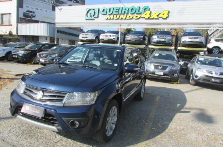 SUZUKI GRAND NOMADE LIMITED 4X4 2.4 AUT 2013