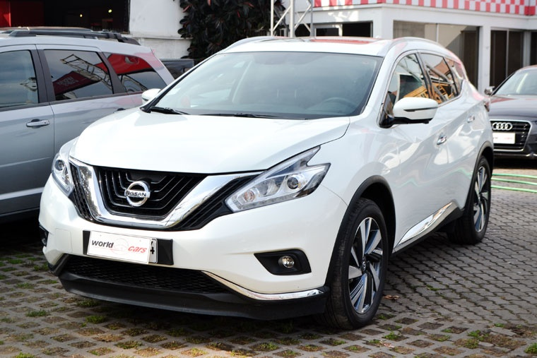 NISSAN MURANO  3.5 CVT EXCLUSIVE 4X4 2017