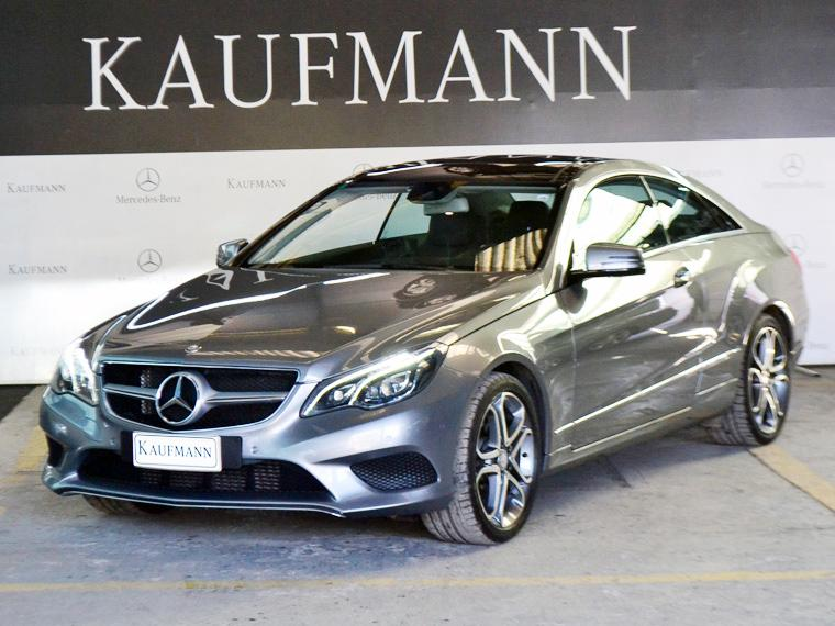 MERCEDES BENZ E 250 COUPE 2016