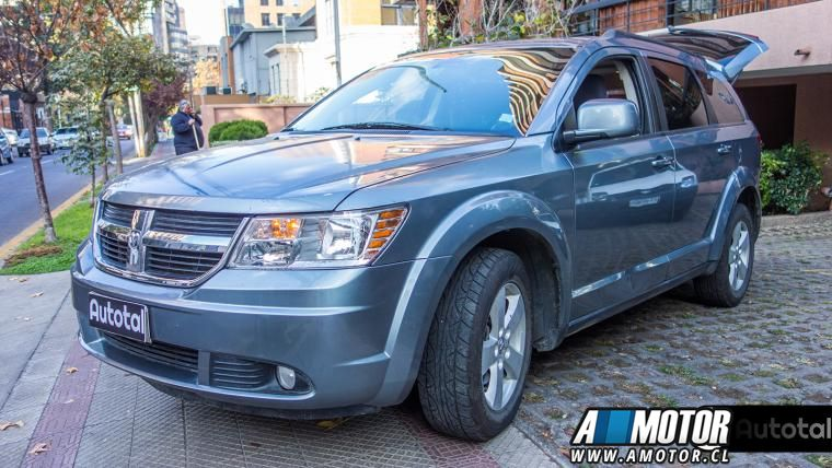 DODGE JOURNEY SXT 3.5 AT 2010 - Autos Usados