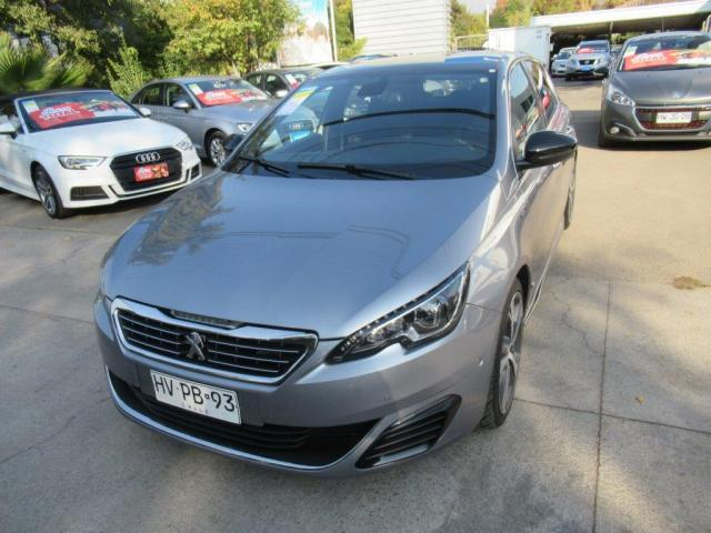 PEUGEOT 308 GT BLUE HDI 2.0 AUTOMATICO 2016
