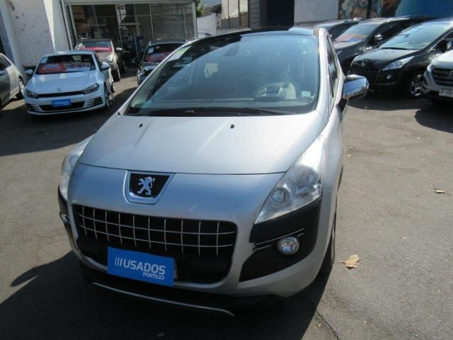 PEUGEOT 3008 HDI 2.0 LIMITED 2013
