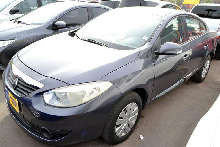 RENAULT FLUENCE  FLUENCE AUTHENTIQUE 2.0 2012