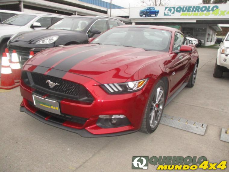 FORD MUSTANG  GT PREMIUM 5.0 AUT 2016
