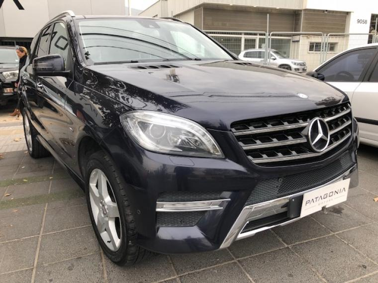 MERCEDES BENZ ML 350 3.0 4MATIC BLUE EFFICIENCY 2013