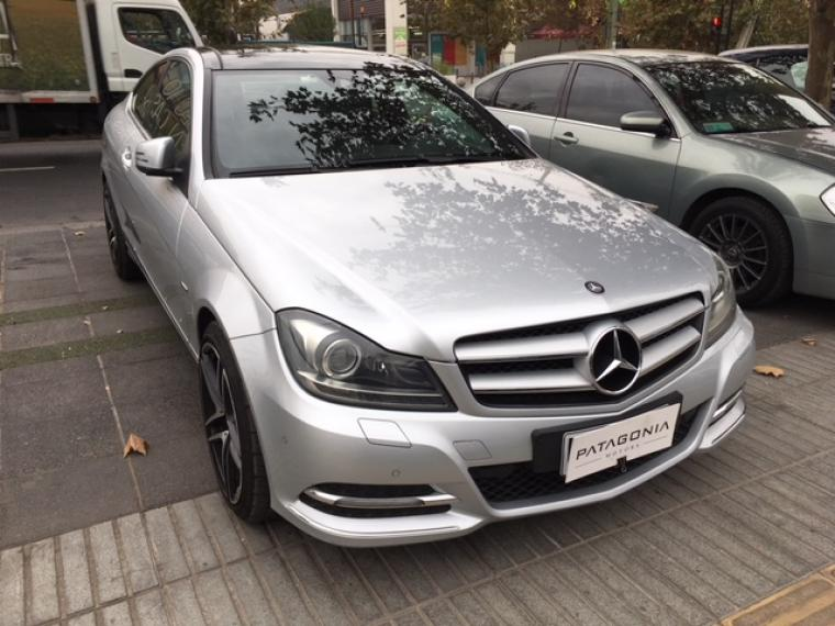 MERCEDES BENZ C 250  CGI COUPE 2012