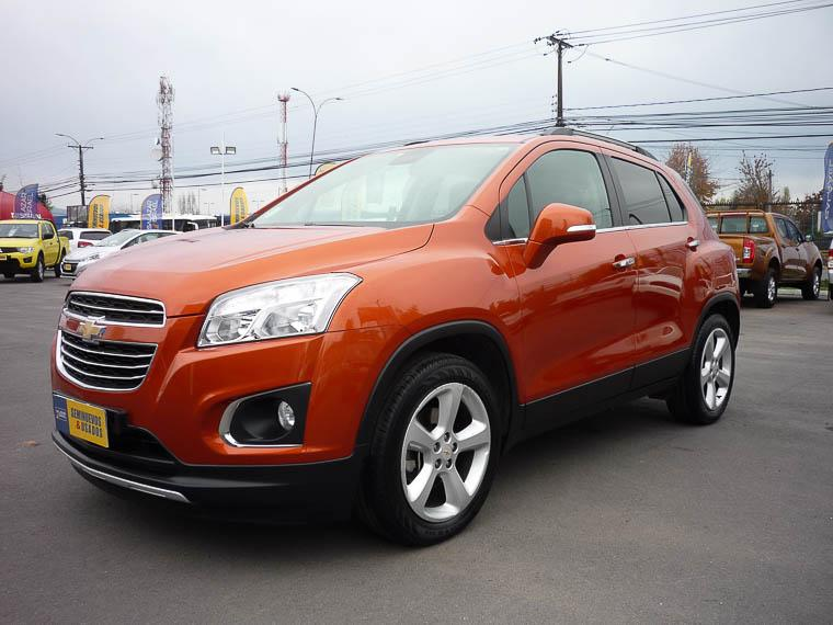 CHEVROLET TRACKER TRACKER LT AWD 1.8 AT 2017