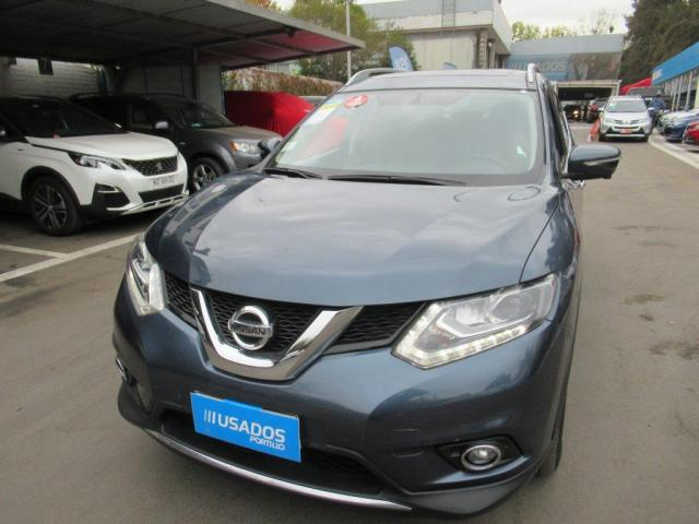 NISSAN X-TRAIL  EXCLUSIVE 4WD 2015