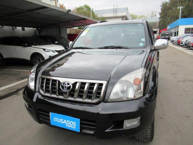 TOYOTA LAND CRUISER 4.0 TA 4X4 2009