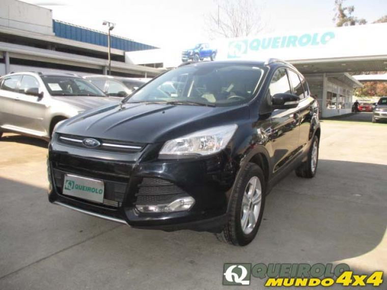 FORD ESCAPE  2.0 AUT 4WD 2016