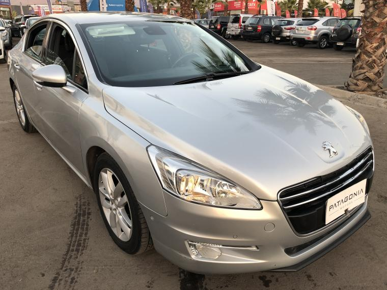 PEUGEOT 508 ACTIVE HDI 2012