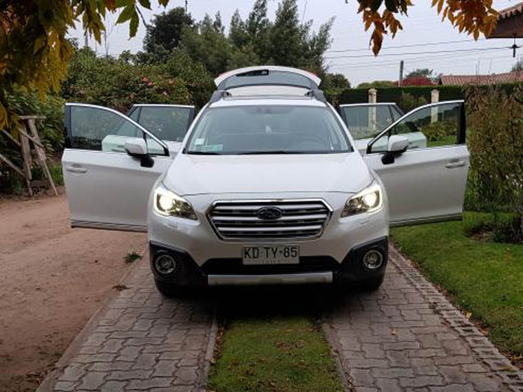 SUBARU OUTBACK  All New Outback Limited 2.5 2018