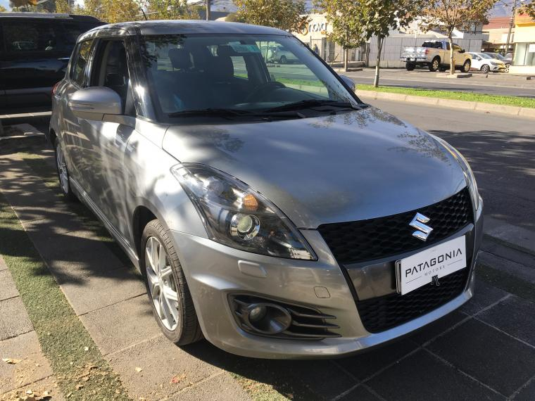 SUZUKI SWIFT  SWIFT SPORT HB 1.6 2014