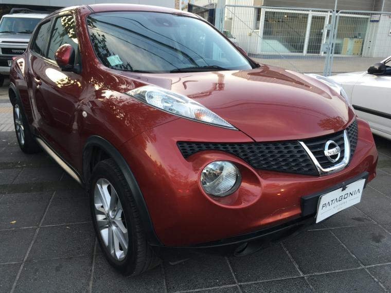 NISSAN JUKE  UPPER TURBO 1.6 2013