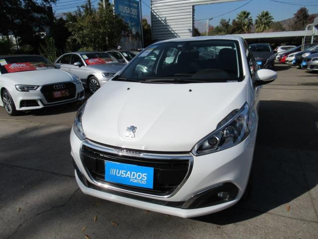 PEUGEOT 208 Active Pack 1.6 HDi 92HP 2018
