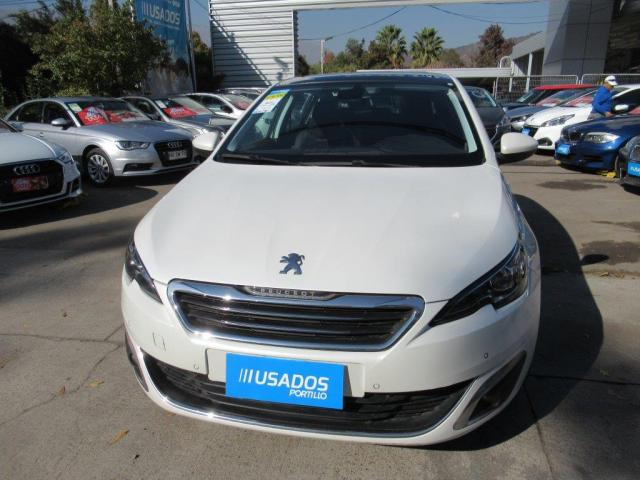 PEUGEOT 308 Feline 1.6 BlueHDi 120HP EAT6 2016