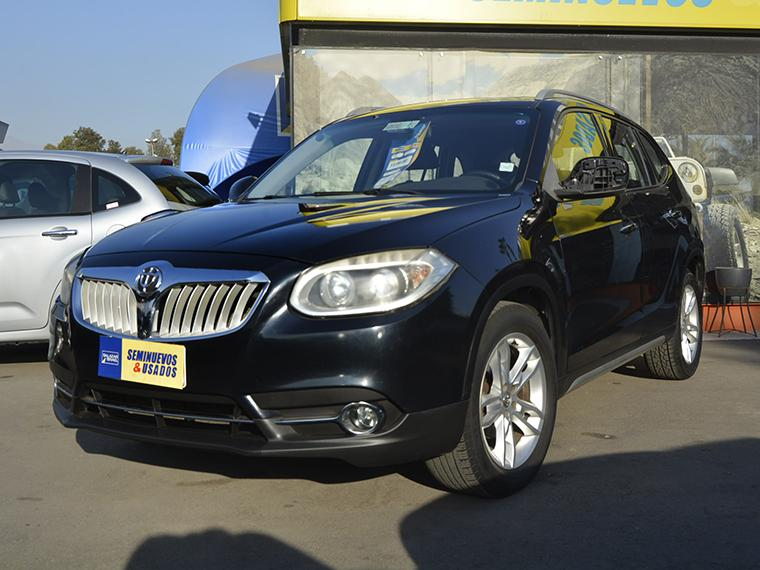 BRILLIANCE V5 V5 DELUXE 1.6 AUT 2013