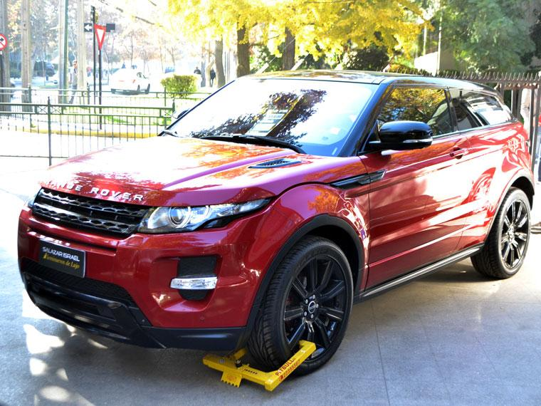 LAND ROVER EVOQUE  EVOQUE 2.0 2012