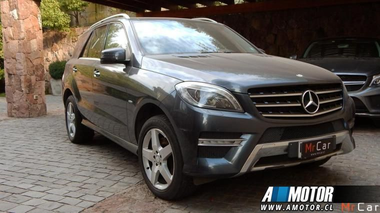 MERCEDES BENZ ML 350 ML350 BLUETEC 2012