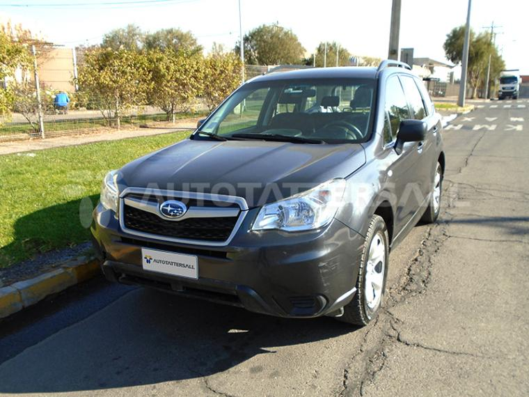 SUBARU FORESTER  ALL NEW FORESTER X CVT 2.0 2016