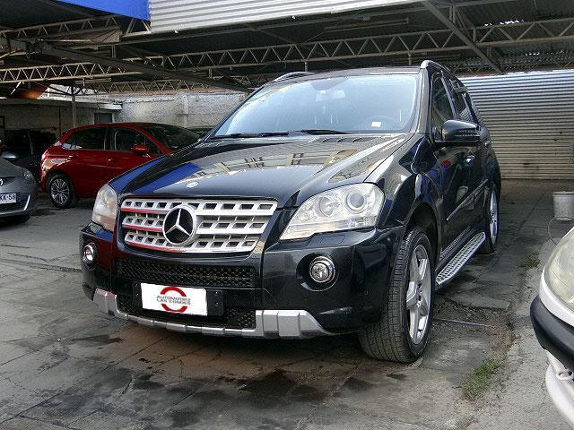 MERCEDES BENZ ML 350 4-MATIC 2011