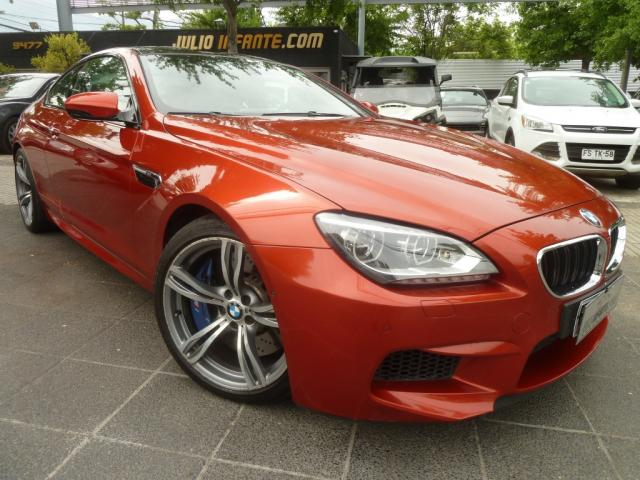 BMW M6  4.4 M6 Coupe 560 hp 2013