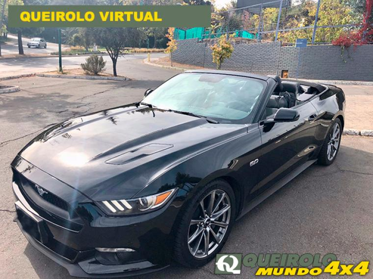 FORD MUSTANG  5.0 GT Auto Cabrio 2017