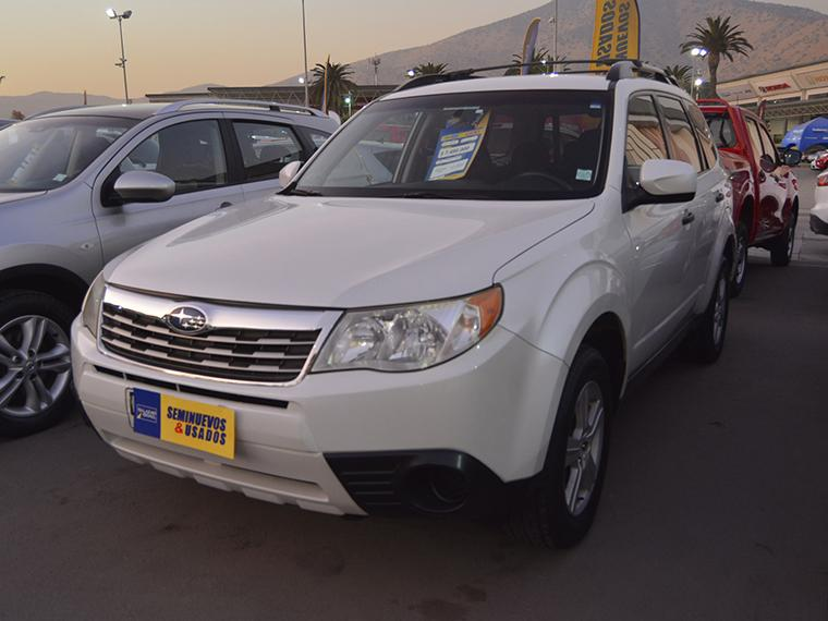 SUBARU FORESTER  FORESTER AWD 2.5 AUT 2011
